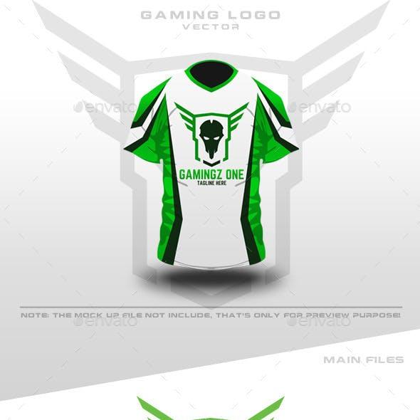 Gamingz One Logo
