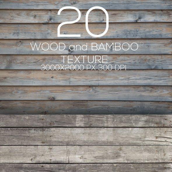 20 Wood Texture V.13