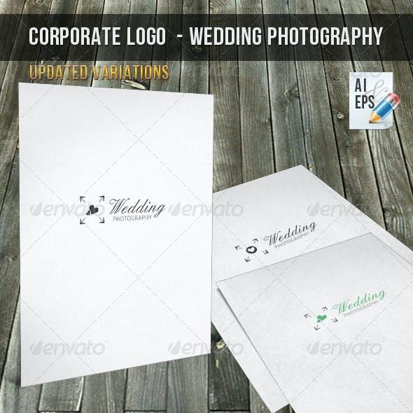 Corporate Logo - Wedding Photography
