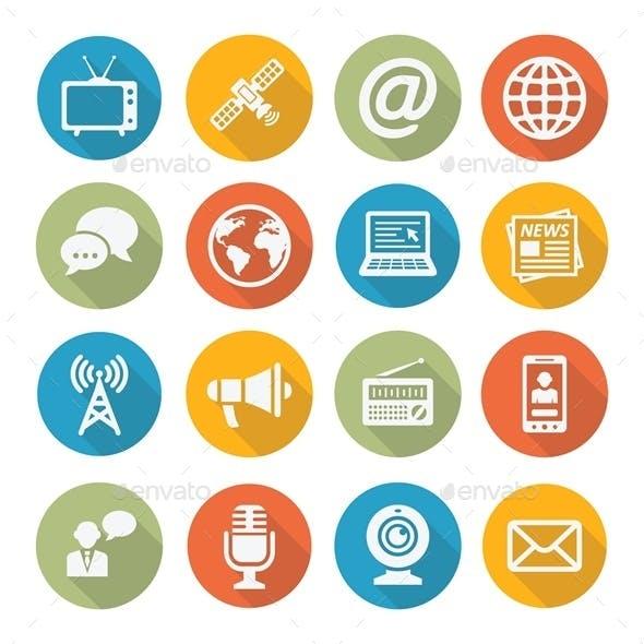 Media Icons