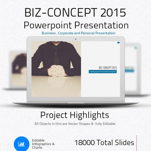 Biz Concept 2015 Power Point Presentation