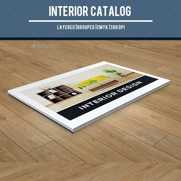 Interior Catalog Template-V152