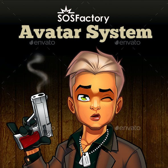 Avatar System: Set 3