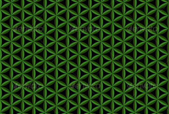Flower of Life Pattern - Patterns Decorative