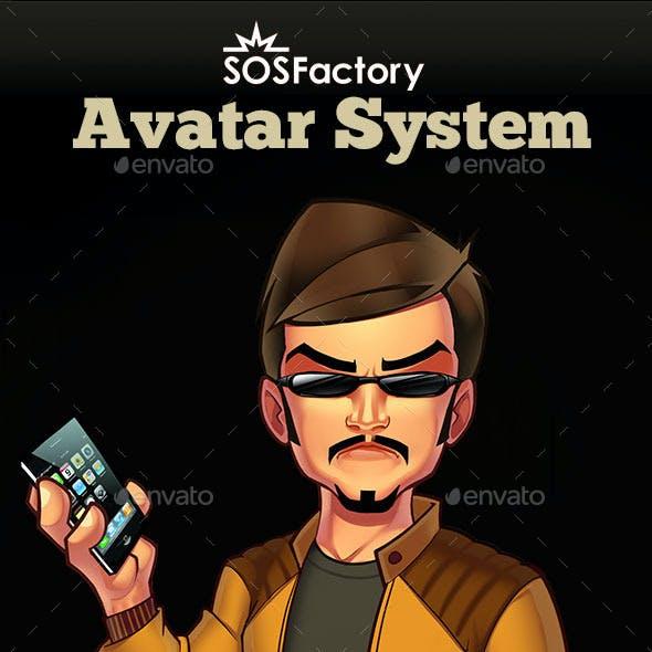 Avatar System: Set 05