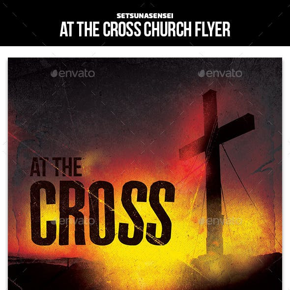 At the Cross Church Flyer