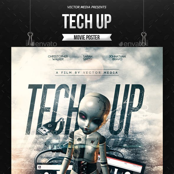 Tech Up - Movie Poster
