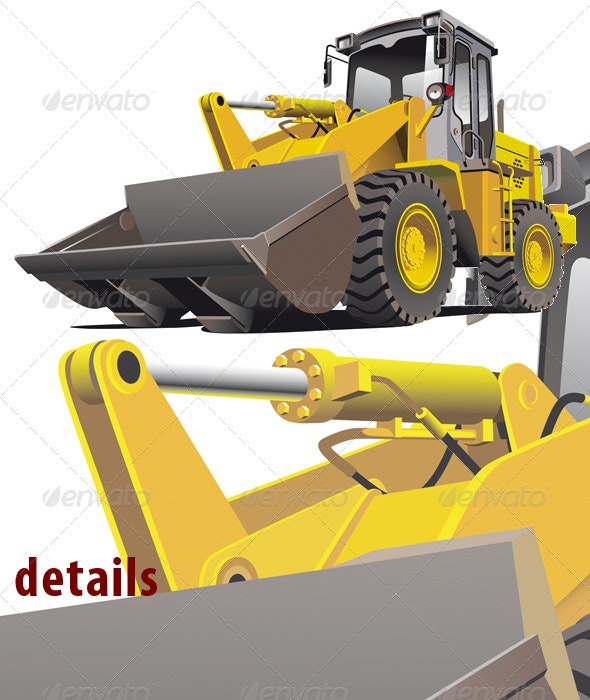 Loader_Front - Industries Business