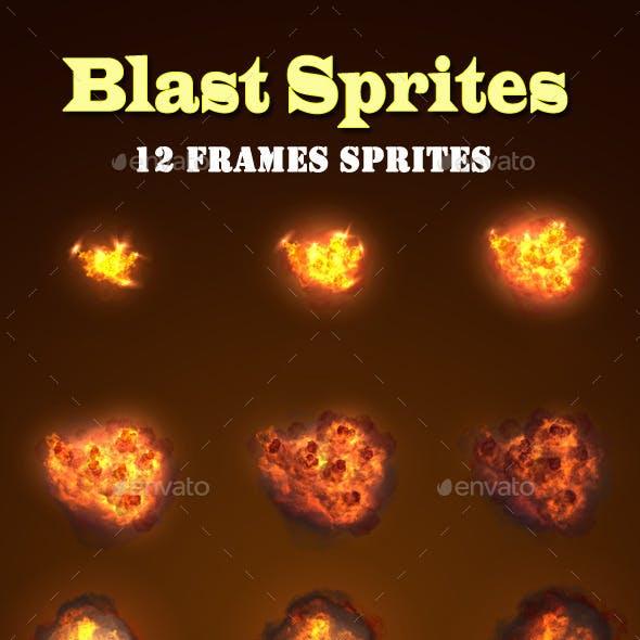 Blast Sprites