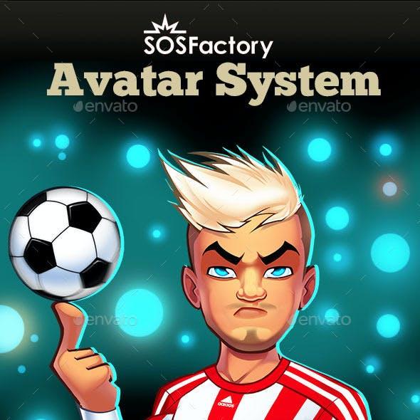 Avatar System: Set 08