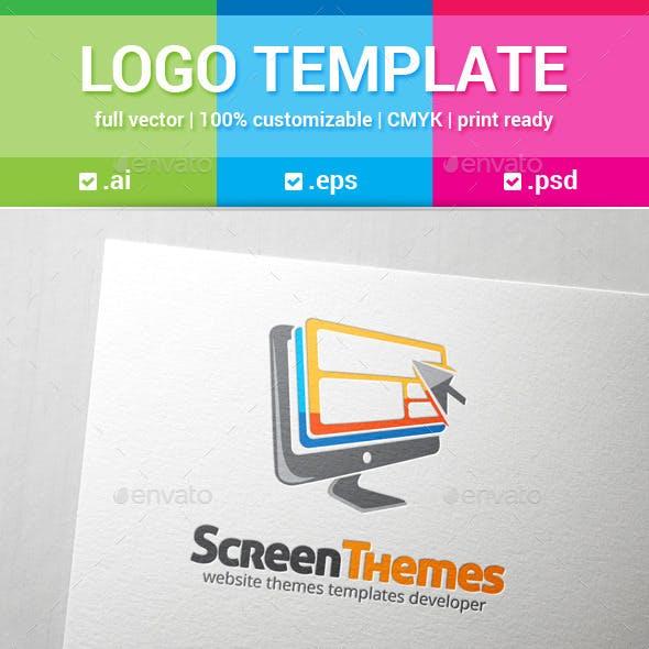 Screen Theme Logo