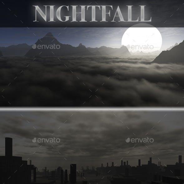 Night HD Skybox Pack