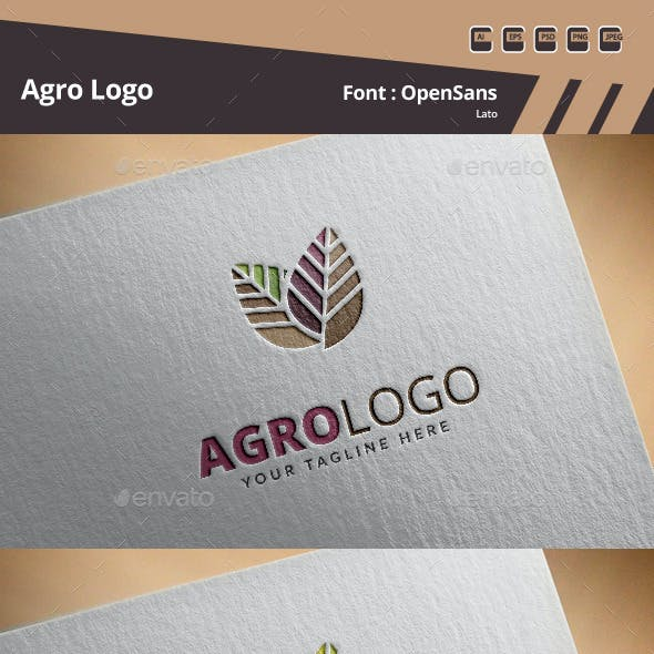 Agro Logo Template