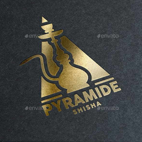 Pyramide Shisha Bar Logo