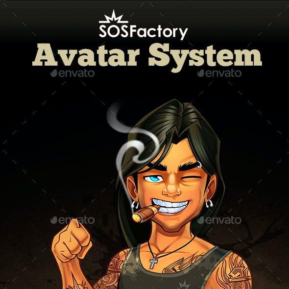 Avatar System: Set 09
