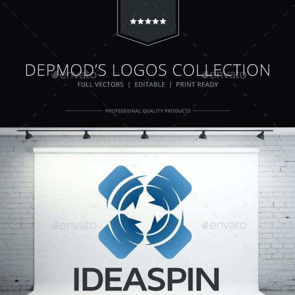 Idea Spin Logo