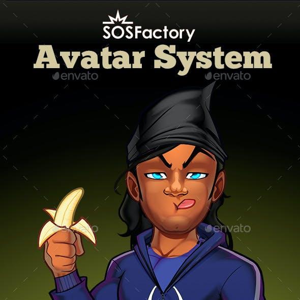 Avatar System: Set 10