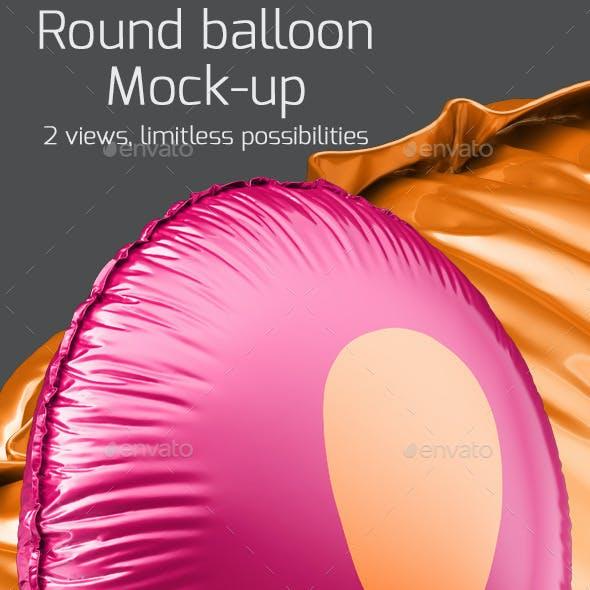 Balloon Mock-up