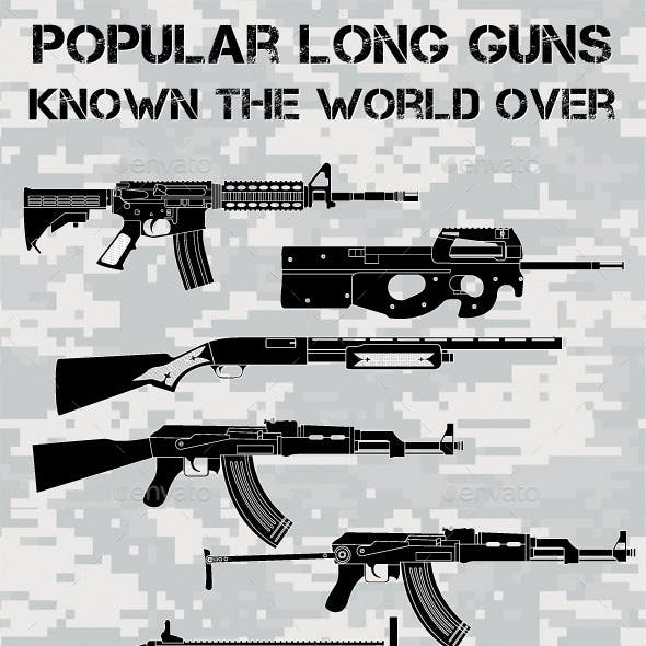 Popular Long Guns