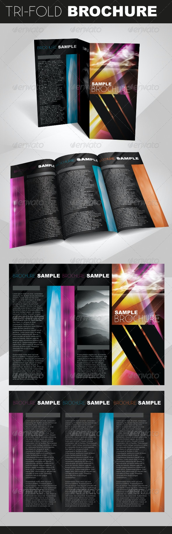 Slick Tri-Fold Brochure - Corporate Brochures