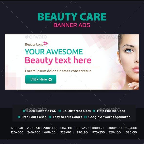 Beauty Banners