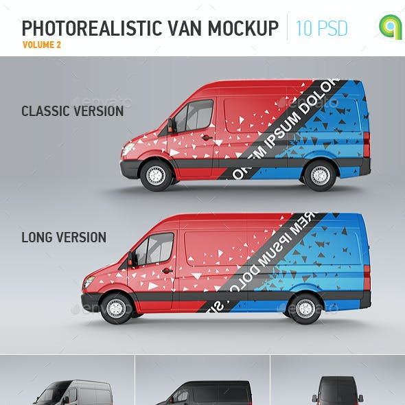 Van Mock-Up