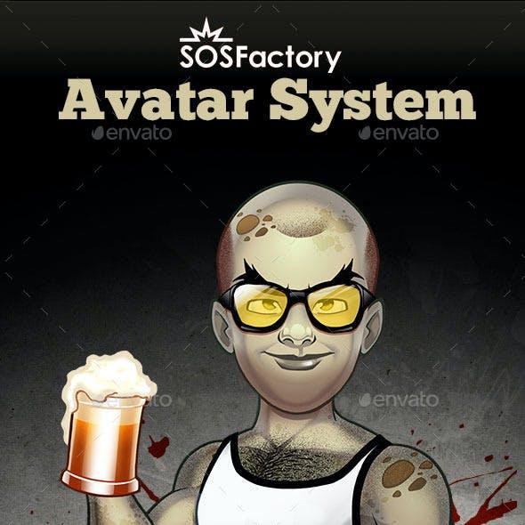 Avatar System: Set 04
