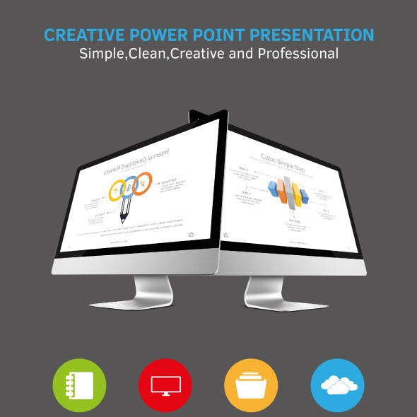 Creative Presentation Business