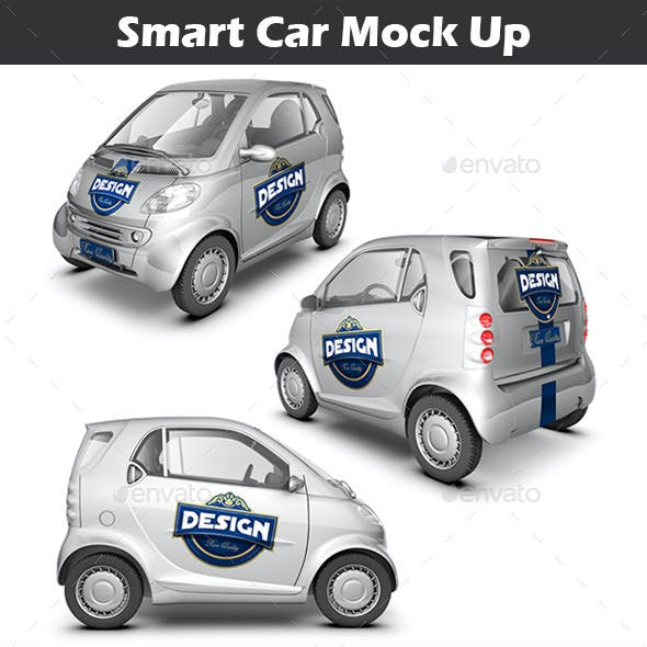 Smart Car Mock Up
