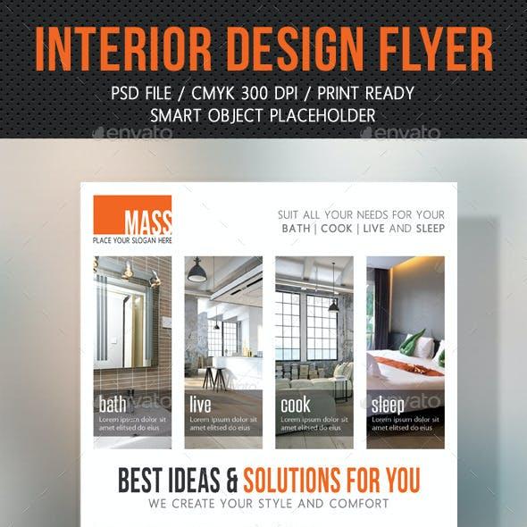 Interior Design Flexible Flyer V02