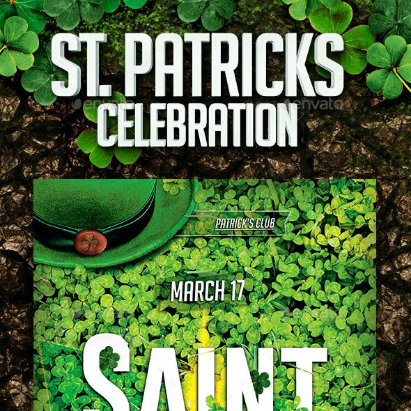 Saint Patricks Celebration