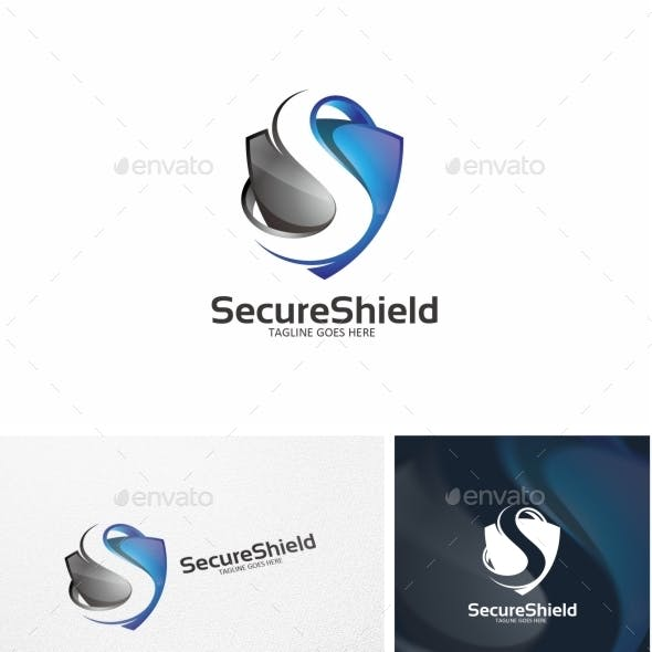 Shield / S Letter - Logo Template