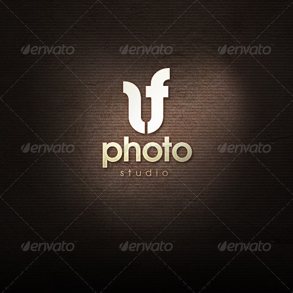 Photo Studio or Gallery Logo - Letters Logo Templates