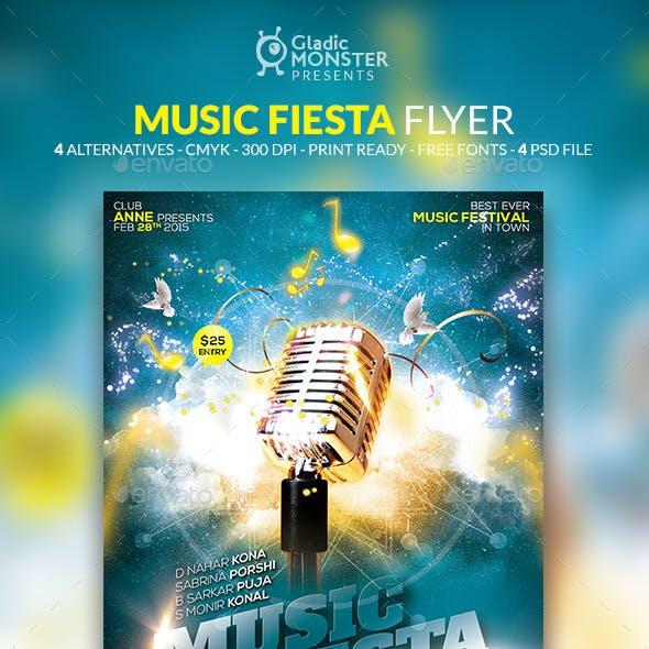 Music Fiesta