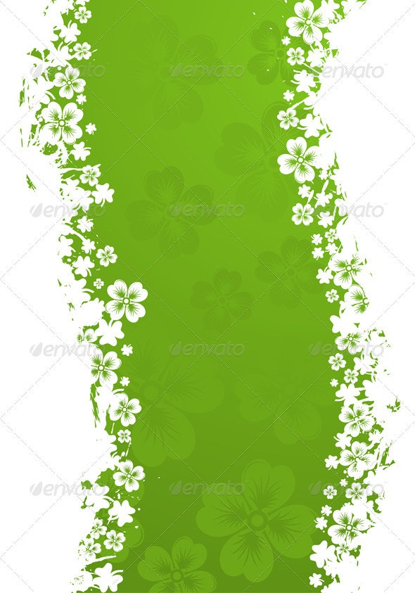 St. Patrick Day Background - Miscellaneous Seasons/Holidays