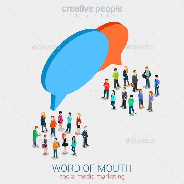 Social Marketing Word of Mouth Gossip
