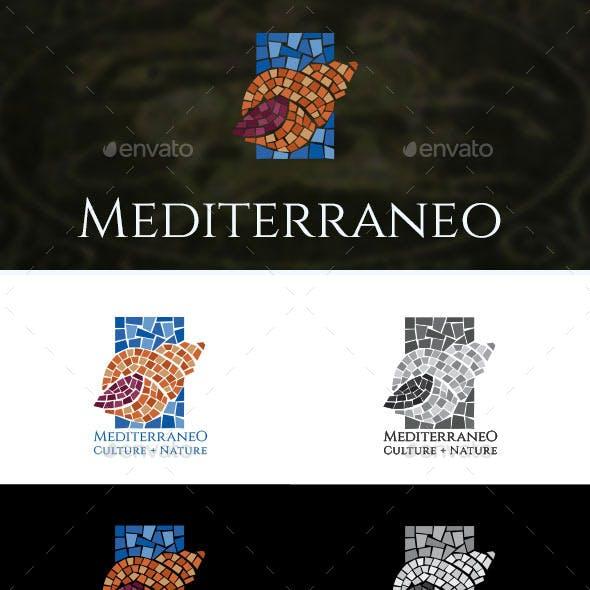 Mediterraneo Logo Template