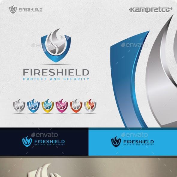 Fire Shield Logo