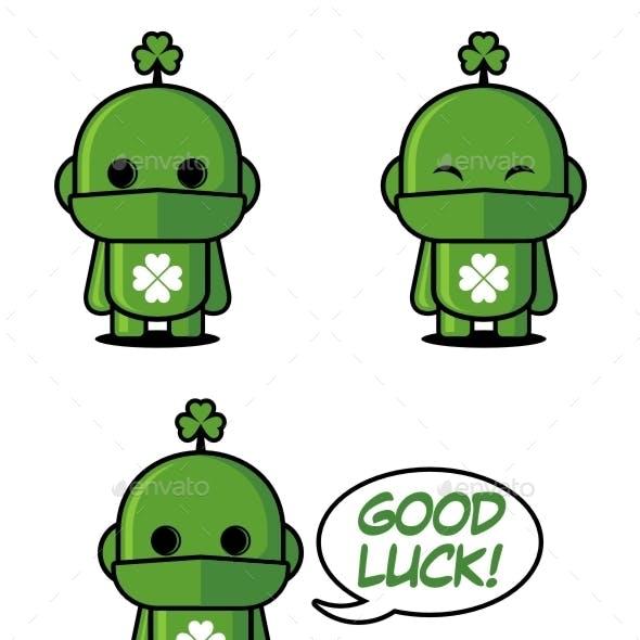 Mr. Luckybot - The Lucky Robot