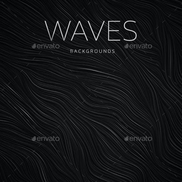 Waves Subtle Textures Backgrounds