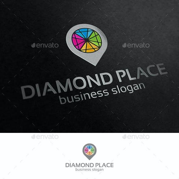 Diamond Point Place Logo