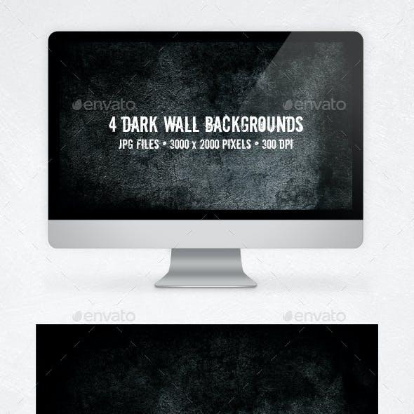 Dark Wall Backgrounds