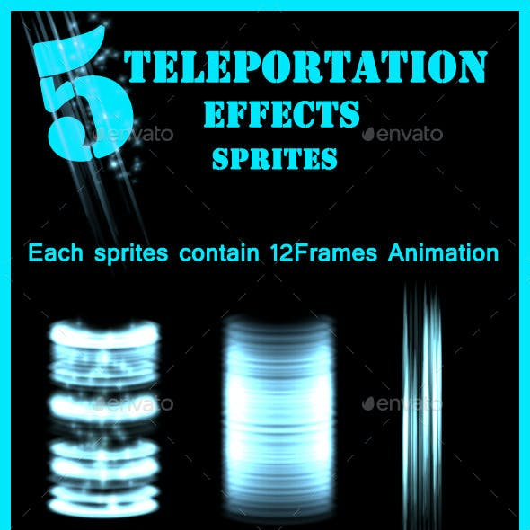 5 Teleportation Effects