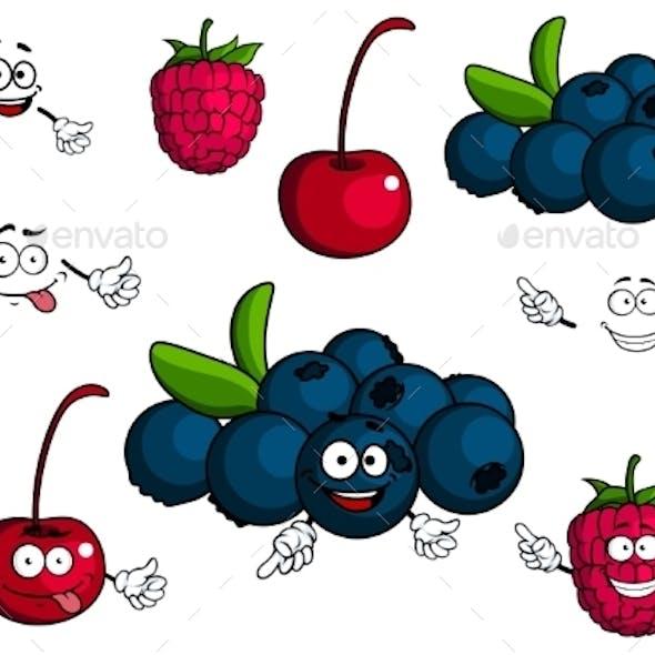 Berry Cartoons