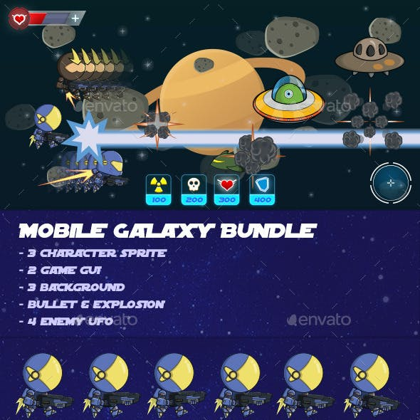 Galaxy Bundle