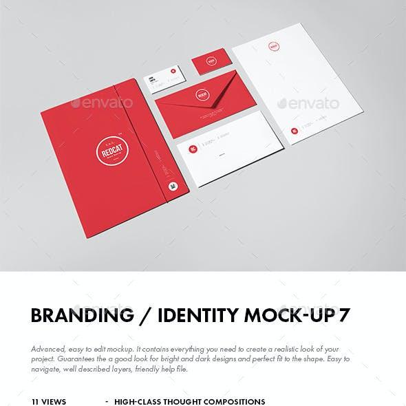 Branding / Identity Mock-up 7