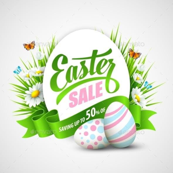 Easter Poster