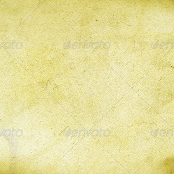 Yellow concrete texture