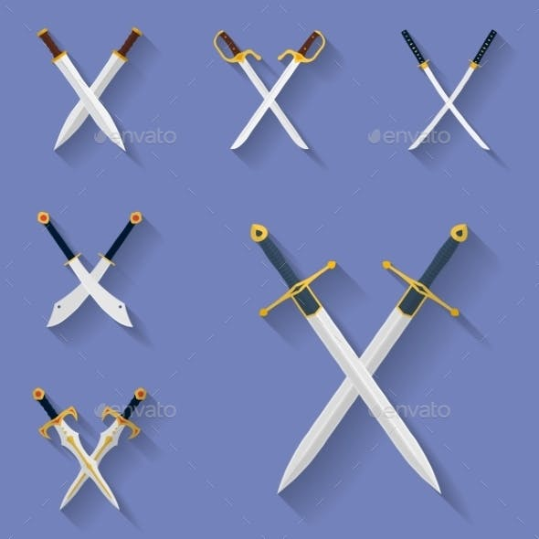 Ancient Swords Icons
