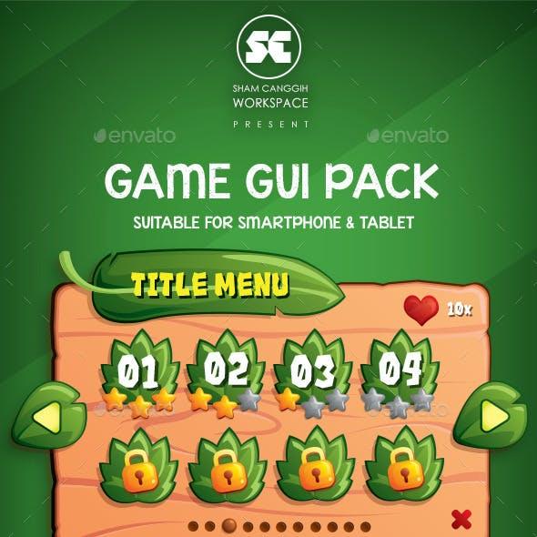 Leaves Game GUI